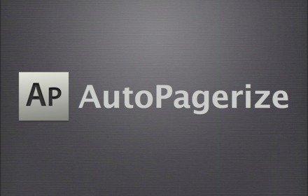 AutoPagerizelogo图片