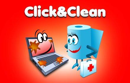 Click&Cleanlogo图片