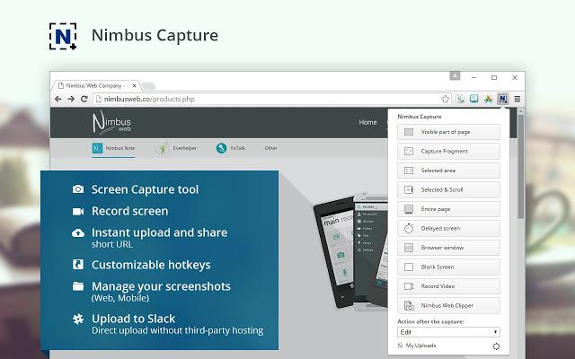 Nimbus Screenshot & Screen Video Recorder图片