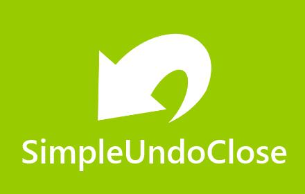 SimpleUndoCloselogo图片