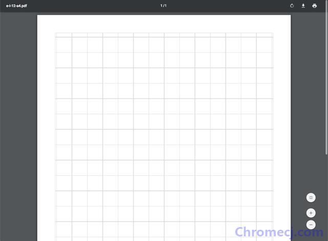 Print Free Graph Paper使用方法介绍