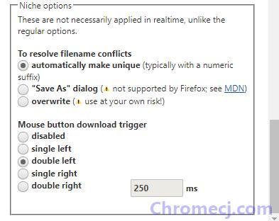 Double-click Image Downloader插件安装使用