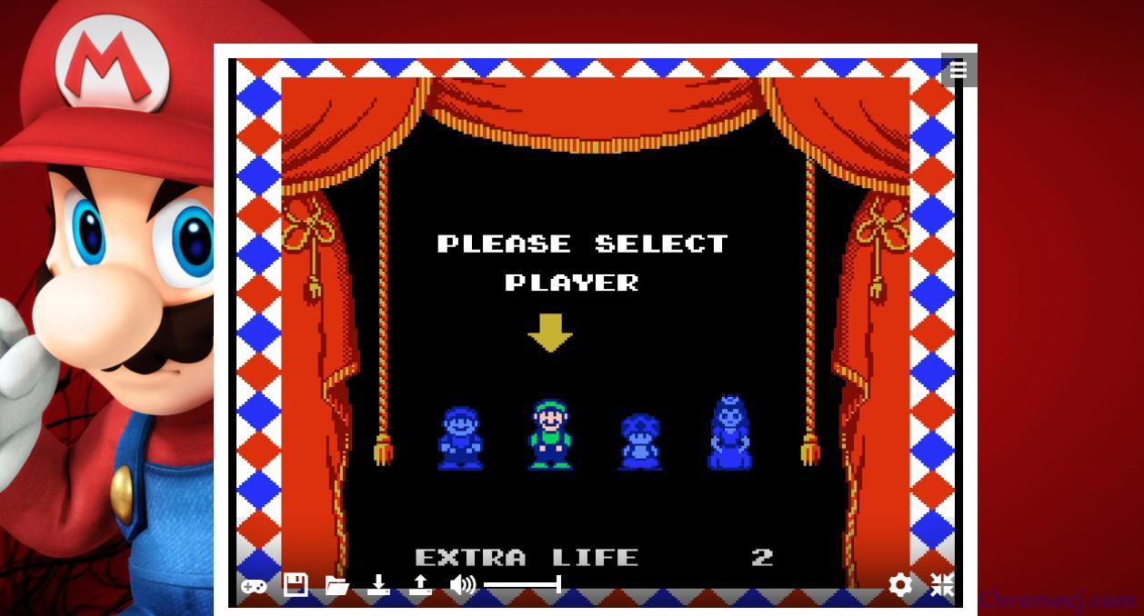 Super Mario Bros 2 Game插件简介