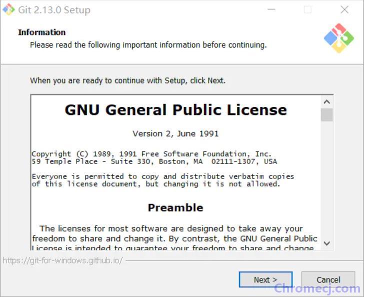 git代码版本管理工具安装步骤