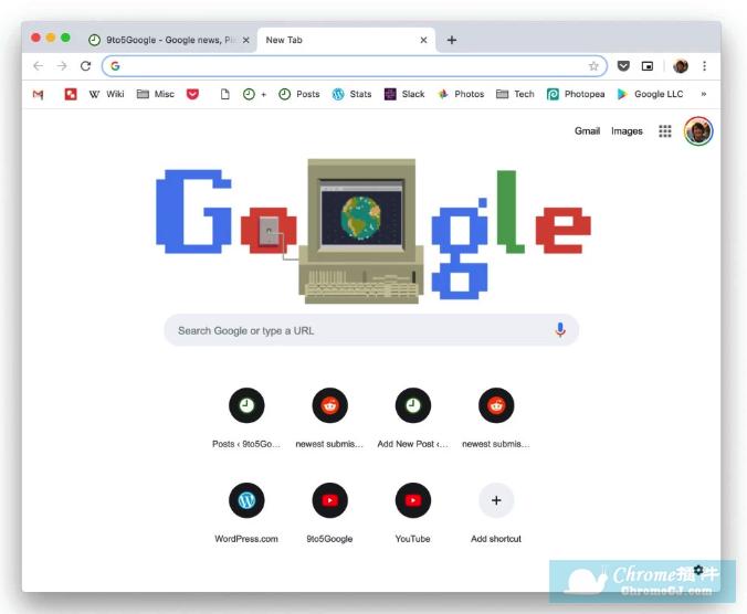 Google Chrome浏览器 73稳定版发布:支持macOS的黑暗模式