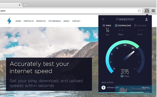 Speedtest by Ookla的特色