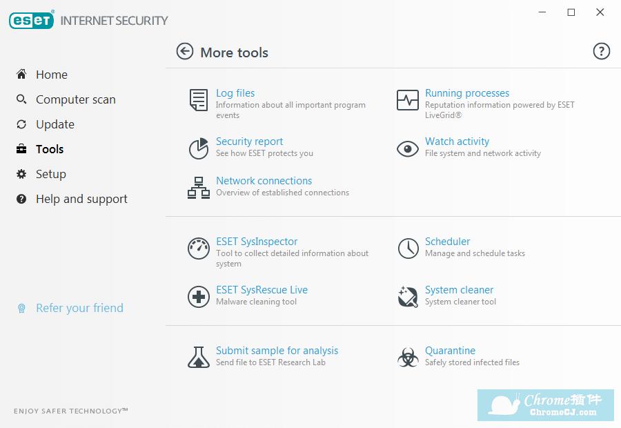 ESET NOD32 正版杀毒软件使用方法