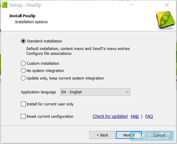 PeaZip软件下载安装