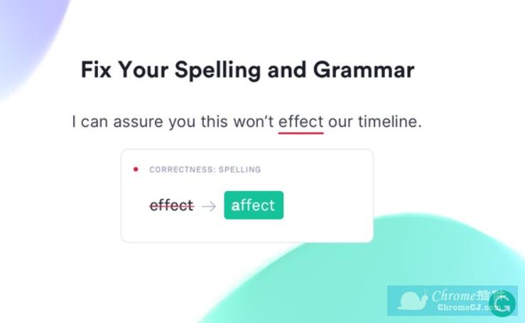 Grammarly for Chrome插件安装使用